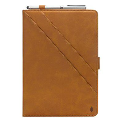 for iPad Pro 10.5 inch with Double Bracket Modern Vintage Style Auto Sleep Wake