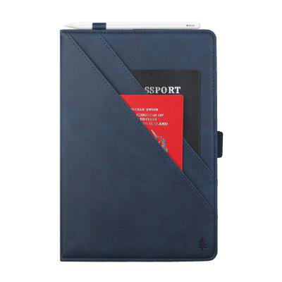 for Apple iPad 10.2 2019 Smart  Leather Tablet Cover with Auto Sleep Wake Multi Angle Stand