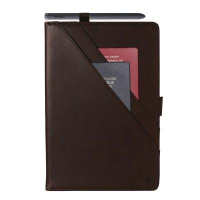 Tablet Learther Case for Samsung Galaxy Tab S5e 10.5 inch Smart with Double Bracket  Auto Sleep Wake Function