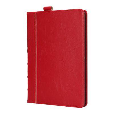 Leather Folio Case for iPad Pro 10.5 inch Smart Cover with Book Style Classical