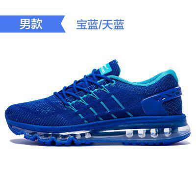 Onemix cushioning light running shoes full shoe air cushion breathable sneakers casual couple shoes