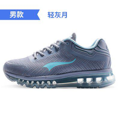 Onemix four seasons running shoes mens light shock absorbing wear-resistant soft-soled  full-shoe hovershoes for casual sports
