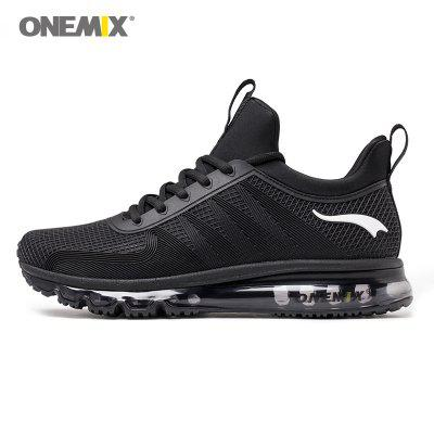 Onemix Mens Shoes Sneaker Mens 2020Four Seasons New Cushioning Air Cushion Light Running Shoes For Men - 1191