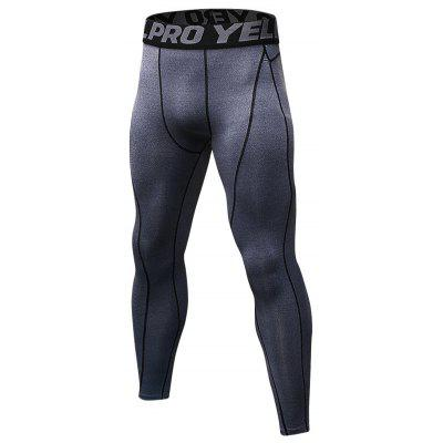 Mens Pro Sports Pants Fitness Running Training Pants Amazon Breathable Speed Dry Elastic Tights