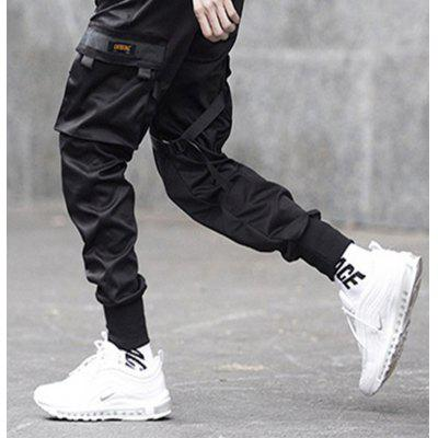Mens Love Horse Casual Cotton Jogger Pants,Running Beam Trousers