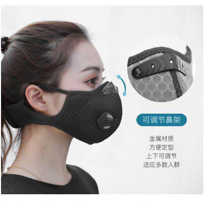 Bicycle mask cycling outdoor dust mask breathable mesh mask cycling mask mask