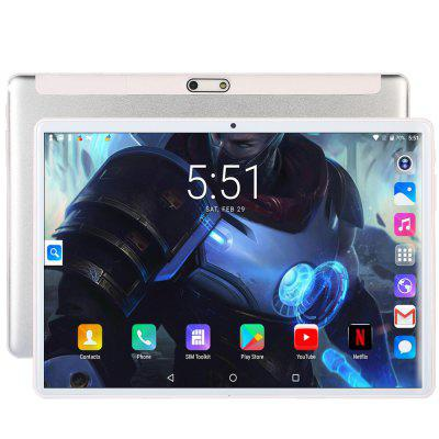 BDF New 10 Inch 3G 2G Phone Call SIM Card Octa Core FM WiFi Tablet Pc Android 7.0 WIFI Bluetooth 4GB+64GB IPS LCD Display Image
