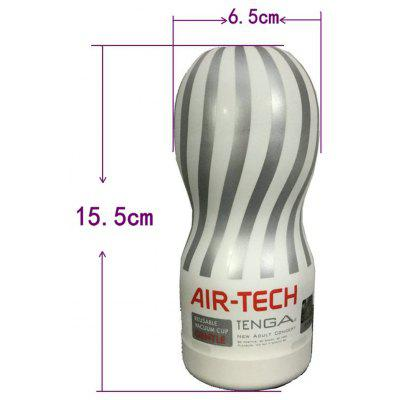 Reusable Vacuum Sex Cup Soft Silicone Vagina Real Pussy Sexy Pocket Male Masturbator Cup Sex toys