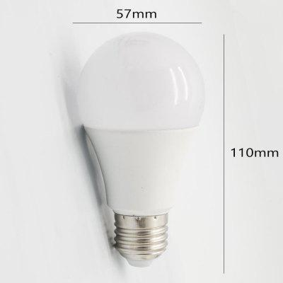 DINGDIAN LED 6 Packs LED Bulb 85-265V E27 LED Light Bulb Energy Saving Super Bright 5W/7W/9W/12W/15W/18W Cold/Warm