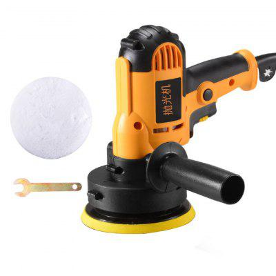 6 Speeds 800W Car Paint Polishing Machine 220V Auto Paint Car Polisher Care Tool For Waxing Coating And Cleaning