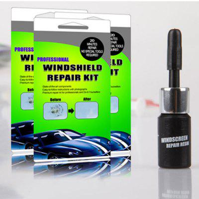 Factory direct sale auto glass repair tool auto windshield repair glass repair agent Report D-51
