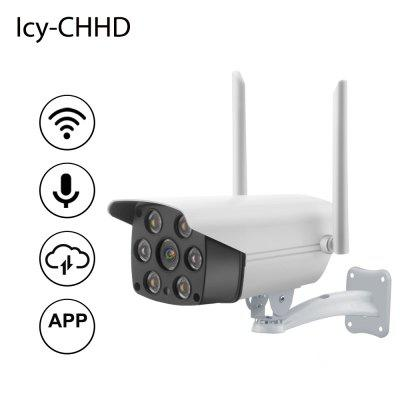 icyCHHD CCTV Security Camera Ip Camera Baby Monitor 1080P Camera Outdoor CCTV Security Wireless WIFI IP Camera Two Way Audio Waterproof