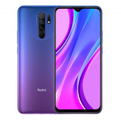 Xiaomi Redmi 9 Global Version Smartphone Octa-core Media Tek Helio G80 13 MP Rear camera 5020 MAh Image