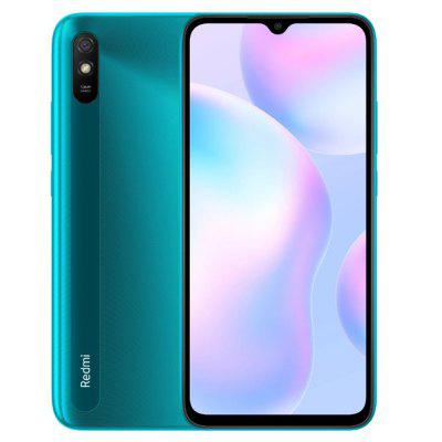 Xiaomi Redmi 9A 4G Smartphone 6.53 inch HD+ DotDrop Display 5000mAh Battery 13MP AI Rear Camera  EU Plug Global Version Image