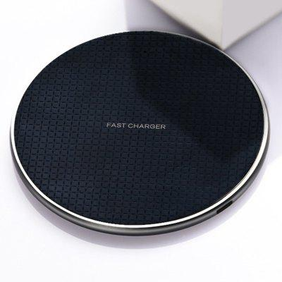 Qi wireless charger fast charging charger 5W / 10W mobile phone charger for Iphone Samsung Xiaomi Huawei P30