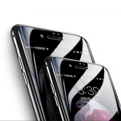 3D Tempered Glass Film Suitable For IPhone 8 7 6s Full Curved Screen Protective Film Protective Cover Suitable For IPhone 6 Plus Front Film