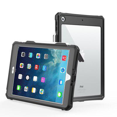 S SHELLBOX iPad 10.2 2019 Waterproof Case Built-in Screen Protector for iPad 10.2 inch 2019 Tablet 7th Generation