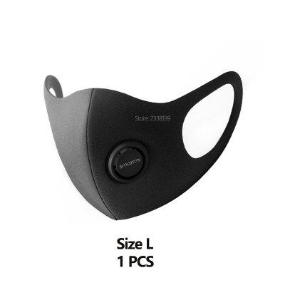 Smartmi Mask Anti-Haze Professional 5-Layer Non Medical Protective Face Cover from Xiaomi Youpin - China 1/5 PCS