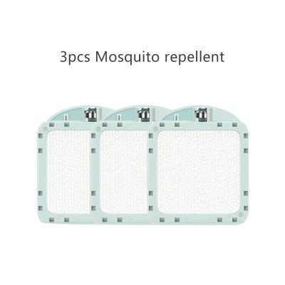 NEW Efficient Mosquito Repellents Mat Replacement Piece For Xiaomi Mijia Mosquito Dispeller - 1PCS China