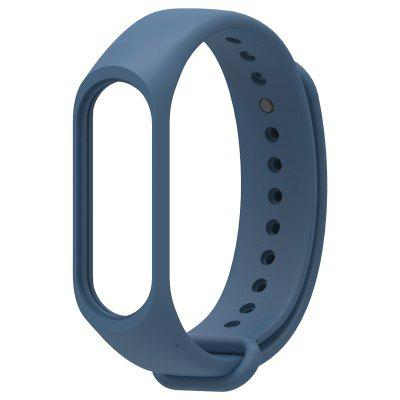 Bracelet for Xiaomi Mi Band 5 4 3 Sport Strap Watch Silicone Wrist Strap for Xiaomi Mi Band 3 4 5 Bracelet Miband 4 3 5 Strap