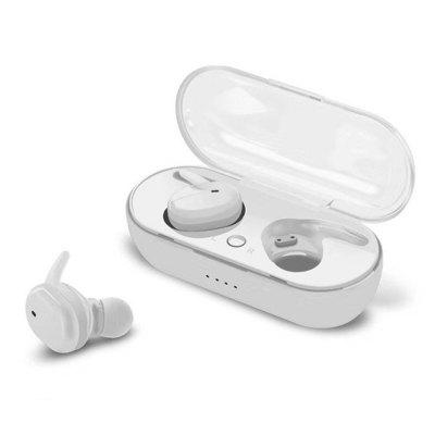 Bluetooth 5.0 HIFI Sound TWS Wireless Headphones Stereo  Sport Headset Noise Cancelling In Ear Earbuds