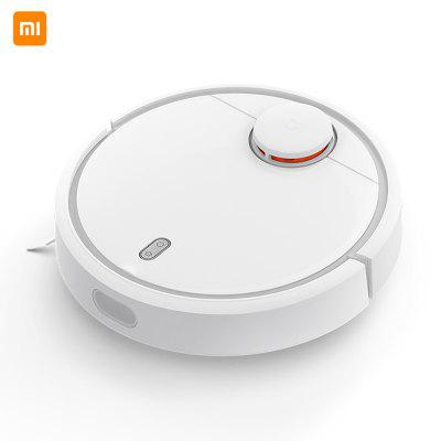 Xiaomi Mi Robot Vacuum with Precise Distance Sensor System Powerful Suction LDS Path Planning 5200mAh Battery for Hard Floor N Low Thin Carpet Image