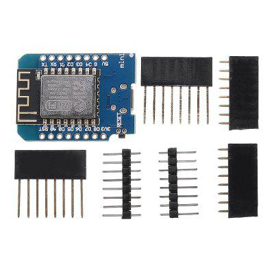 D1 mini V2. 2. 0 WIFI Internet Development Board Based ESP8266 4MB FLASH ESP-12S Chip for Arduino - products that work with official Arduino b