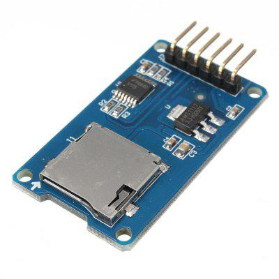 Micro TF Card Memory Shield Module SPI Micro Storage Card Adapter for Arduino - products that work with official Arduino boards