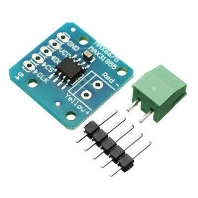 MAX31855 MAX6675 SPI K Thermocouple Temperature Sensor Module Board for Arduino - products that work with official Arduino boards