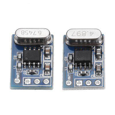 SYN480R 315MHz  433MHz ASKOOK Wireless Receiver Module Board for Smart Home Remote Control