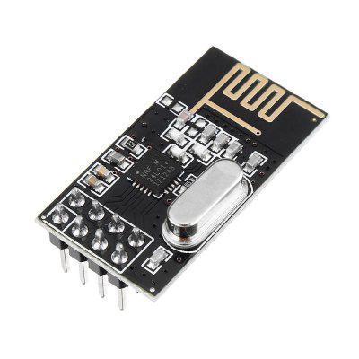 NRF24L01 2. 4GHz Antenna Wireless Transceiver Module For MCU Transmission Distance 100M Geekcreit for Arduino - products that work with official Arduin