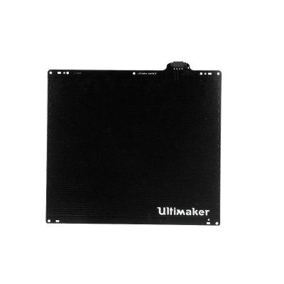 Ultimaker2 24V 165W UM2 Exclusive Aluminum Heated Bed Plate With PT100 Resistor For 3D Printer