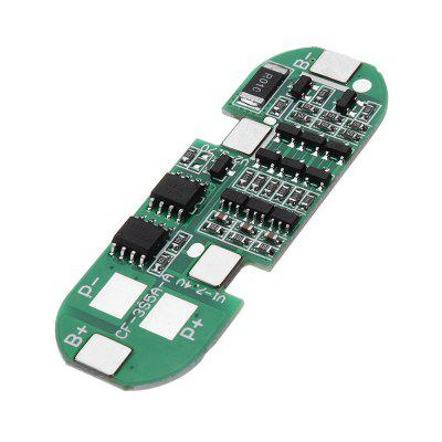 Three String DC 12V Lithium Battery Protection Board Charging Protection Module LED Light Solar Street Light Massager