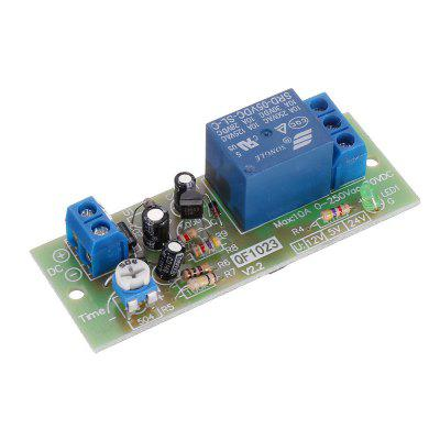 QF1023-A-10S Timing Relay Delay Switch Timer 10S Adjustable