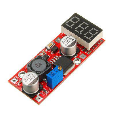 LM2596 DC-DC Adjustable Voltage Regulator Module with Meter Display