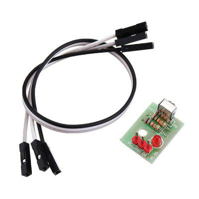3pcs HX1838 Infrared Remote Control Module IR Receiver Board DIY Kit