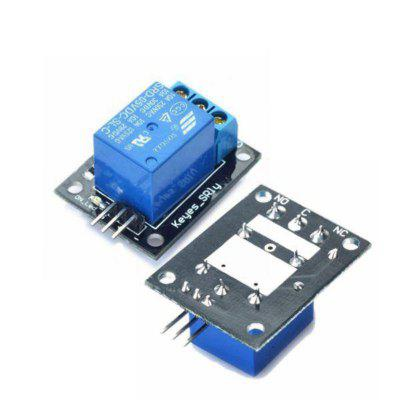 2Pcs 5V 1 Channel Relay Module One Expansion Board