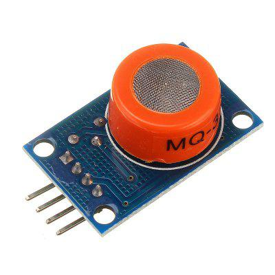 MQ-3 Alcohol Ethanol Sensor Breath Gas Detection Module  for Arduino - products that work with official boards