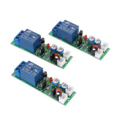 JK11-5V 100S15min30min Delay Adjustable Infinite Loop Single-time Multi-function Relay Module Circuit