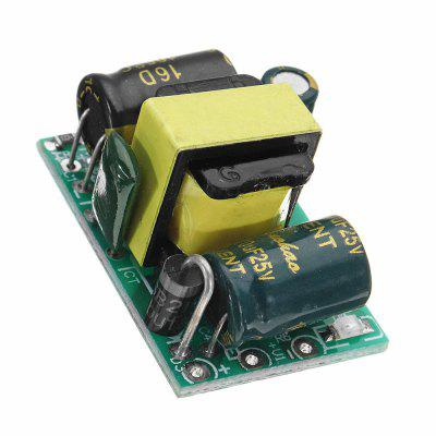 DC 12V 250mA And 5V 100mA Dual Output Switching Power Supply Module 431 Regulator With Temperature Short Circuit Protection