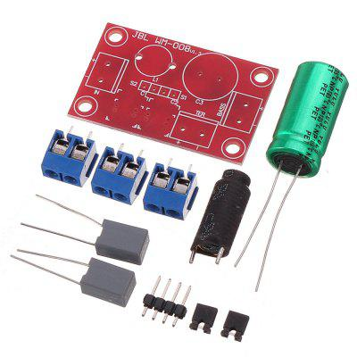Fever Debuggable HIFI Speaker High and Low Sound Two-way Audio Crossover Kit