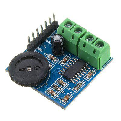 5V PAM8403 3Wx2 Dual Channel Audio Amplifier ModulE Class D Power Volume Adjustable