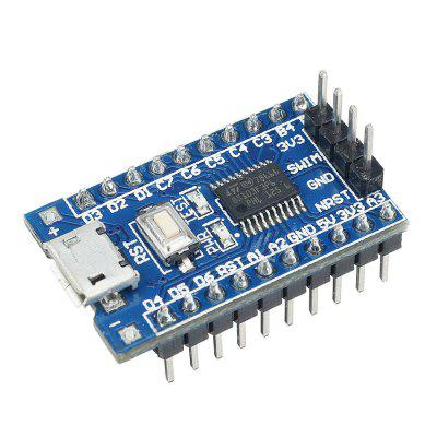 STM8S103F3 STM8 Core-board Development Board with Micro USB Interface and SWIM Port original board ss board th p42c20c th 42ph20c tnpa5072 ac tnpa5072ac board good working