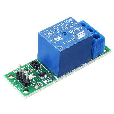 3pcs TK10-1P 1 Channel Relay Module High Level 10A MCU Expansion 5V