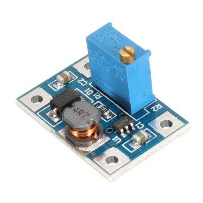 2A DC-DC SX1308 High Current Adjustable Boost Module Short Circuit Protection Overheating