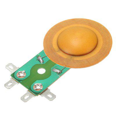 1pcs 25.5mm Horn Treble Film Resin Membrane Drive Head Tweeter Voice Coil