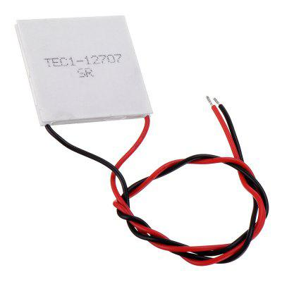 TEC1-12707 4040MM 12V 7A Semiconductor Refrigeration Chip High Power Radiator Refrigerator Freezer