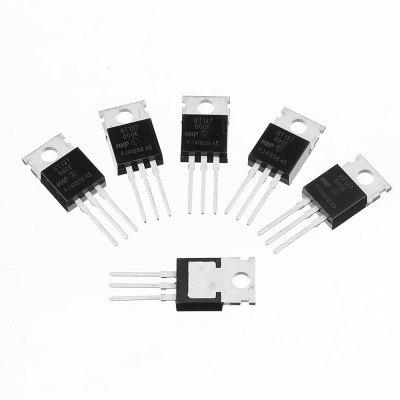 10pcs BT137-800E TO220 BT137-800 TO-220 IC stps20s100ct to 220