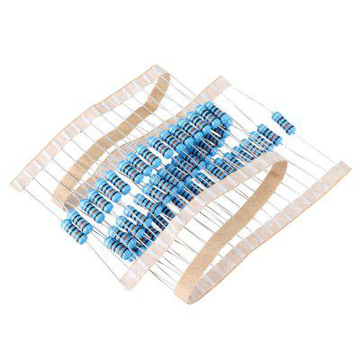 50pcs 1W Metal Film Resistor 1 910K ohm