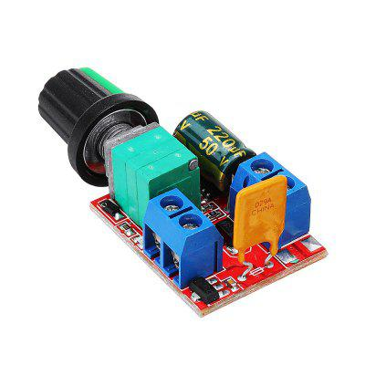 3Pcs DC 3V To DC 35V 5A 90W Mini DC Motor PWM Speed Controller Module Speed Regulator Adjustable Light Modulator Electronic Switch Module Board